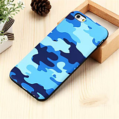 Military Camouflage Back Cover for iPhone 6s 6 Plus