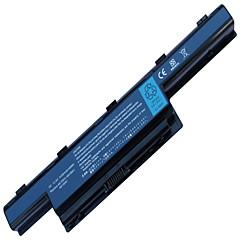4400mAh batteri for Acer Aspire 5742zg 5750 5750g 7551 7551g 7552g 7560 as4250 7741 7741g 7741z 7741zg 7750g