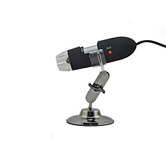 microscópio de medição 25-200 - x impressão USB portátil de detecção microscópio portátil industrial