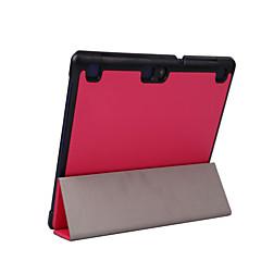 beschermende tablet gevallen leder gevallen beugel holster voor lenovo tab 2 a10-70f