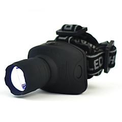 Valojen Hihnat LED 3 Tila 200Lumens Lumenia Kompakti koko / Hätä LED AAATelttailu/Retkely/Luolailu / Päivittäiskäyttöön / Pyöräily /