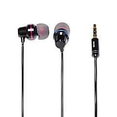 abingo S500i højtydende in-ear hovedtelefoner til smart telefon
