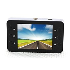 720P - 2.0MP CMOS - 1600 x 1200 - DVD CAR