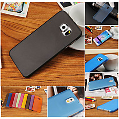 Ultrathin 0.3mm Colorful Scrub PP Case for Samsung Galaxy S3/S4/S5/S6/S6 Edge/S6 Edge Plus (Assorted Color)