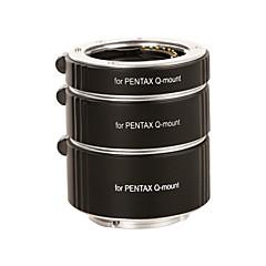-pq47a de af aluminium 3 vulgarisation des tubes Kooka pour la série Pentax Q (10mm 16mm 21mm) caméras