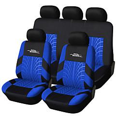 autoyouth varumärke broderi bilbarnstol täcka Set Universal passar de flesta bilar täcker med hjulspår detalj styling bilbarnstol