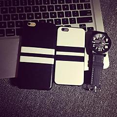 eenvoudige franje achterkant van de behuizing voor de iPhone 6 / 6s