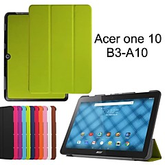 Protective Tablet Cases Leather Cases Bracket Holster for Acer one 10 B3 -A10
