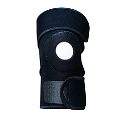 Knee Brace Sports Support Adjustable / Anti-skidding Camping & Hiking Black(Single)