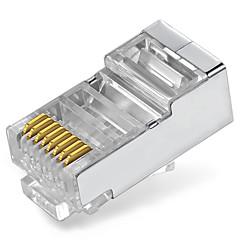 Shengwei®RC-6020 RJ45 Plug Cat6e UTP  20Pcs for Internet Connection Interface