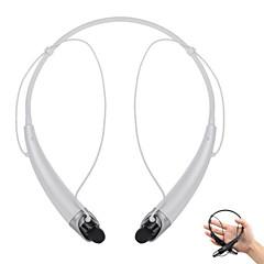 nouvelles HBS-500 ton bluetooth stéréo sportif sans fil 4.0 casque tour de cou Casque pour iPhone Samsung LG téléphones cellulaires
