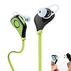 IPX4 waterdichte sport bluetooth hoofdtelefoon oortelefoon 10 uur draadloze sport headset met microfoon voor Samsung s6 s5 s4