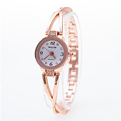 Women's Fashionable Style Alloy Analog Quartz Bracelet Watch Cool Watches Unique Watches Strap Watch