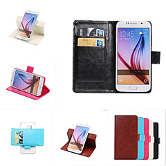 360 Degree Flip PU Leather phone Case Purse businiss For Galaxy Note7 Note5 Note4 Note3 Lite Edge