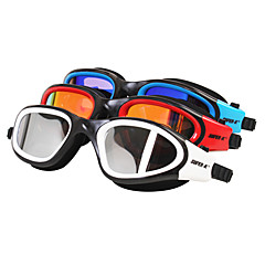 SUPER-K® Plating Waterproof Anti-fog Swimming Goggles for Adult