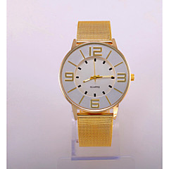 Clock Women Golden Quartz Casual Watch Mesh Stainless Steel Women Wristwatches Reloj Mujer Relogio Feminino Dourado