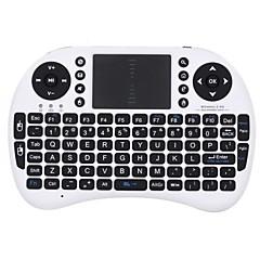 mini-i8 2.4g clavier sans fil clavier tactile mini coffre voler clavier et souris sans fil