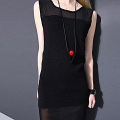 New Arrival Fashion Jewelry Geometric Triangle Pearl Necklace