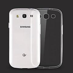 transparenten dünnen designtpu weiche Tasche für Samsung-Galaxie S3 / S4 / S5 / S6 / s6edge / s6edeg Plus
