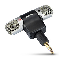 KingMa OSMO External wireless Microphone 90 Degree Folding Flexible Recording Dual Wheat