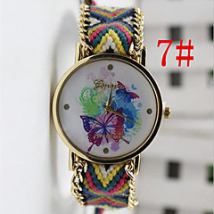 Ms. Universal Male Pattern Butterfly Watch Cool Watches Unique Watches