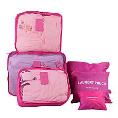 Travel Packing Organizer / Inflated Mat Waterproof Travel Storage Plastic