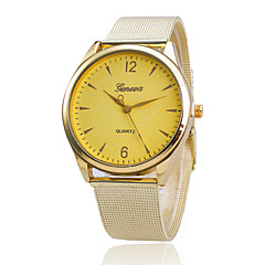 Xu™ Women's Gold Mesh Belt Quartz Watch