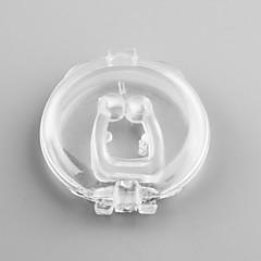 자석 실리콘 코 고는 무료 코 클립 실리콘 안티 코골이 원조 코 고는 스토퍼 코 클립 장치