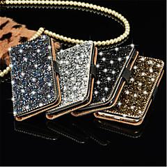ylellinen bling kristalli timantti lompakko flip kortti tapauksessa kattaa Samsung grand prime / core prime / J5