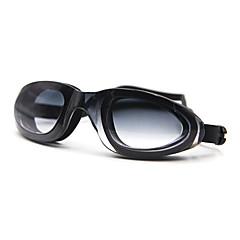 Gafas de natación Unisex Anti vaho Gel de Sílice PC Blanco / Negro / Azul Verde / Rojo / Negro / Azul / Púrpura / Otros