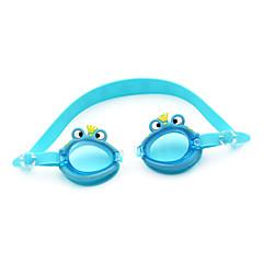 Úszás Goggles Gyermek Páramentesítő Szilícium-dioxid gél PC Zöld / Rózsaszín / Kék / Sötétkék / NarancssárgaSötétkék / Narancssárga /