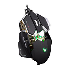 Ajazz Game Mouse 3200 DPI DPI Novelty / Gaming / Multi-Touch / Programmable / Luminous / 3D MouseWithUSB