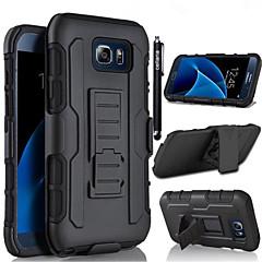 DEJI® Rugged Case Cover With Locking Belt Swivel Clip Kickstand For Samsung Galaxy S7 Edge/S7/S6 Edge+/S6 Edge/S6/S5/S4