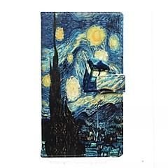 Para Samsung Galaxy S7 Edge Carteira / Porta-Cartão / Com Suporte / Flip Capinha Corpo Inteiro Capinha Árvore Couro PU SamsungS7 Active /