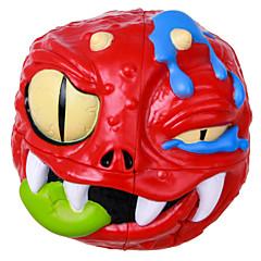 Cube de vitesse lisse 2*2*2 / Balle magique Vitesse Cubes magiques Rouge ABS