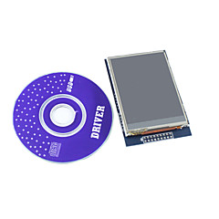 "2.8"" TFT LCD Touch Shield Display Module with CD for Arduino"