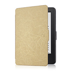 Pu Leather Magnet Cover Case For Amazon New Kindle Touch 7th Generation 6'' Ereader Case