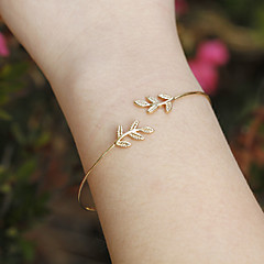Alloy Bracelet Cuff Bracelets Daily / Casual 1pc