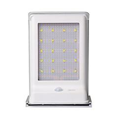 vandtæt 20 førte solenergi udendørs sikkerhed lys lampe pir bevægelsessensor lys