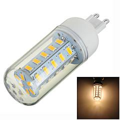 Marsing® G9 5W 400lm 3000K 36-SMD 5730 LED Warm White Light (AC 220-240V)