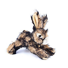 고양이 장난감 강아지 장난감 반려동물 장난감 플러시 장난감 찍찍 소리를 내다 Rabbit 브라운 직물