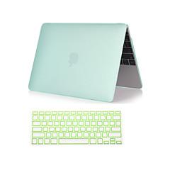 """nieuwe 2 in 1 mat plastic harde full body tas met toetsenbord hoes voor MacBook Air 11 """"/ 13"""" (verschillende kleuren)"""
