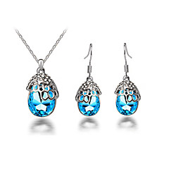 Z&X® Alloy Jewelry Set Necklace/Earrings Party / Daily / Casual 1set