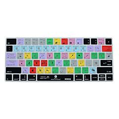 魔法のキーボード2015バージョンのためのxskn Adobe PhotoshopのCCのショートカットキーボードカバーシリコーン皮膚、私たちのレイアウト