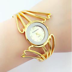 Women's Little Round Dial Mesh Alloy Band Quartz Analog Wrist Watch Cool Watches Unique Watches
