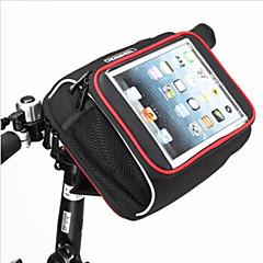 ROSWHEEL® Bike Bag 8LLBike Handlebar Bag / Panniers & Rack Trunk Waterproof / Rain-Proof / Shockproof / Wearable Bicycle BagWaterproof