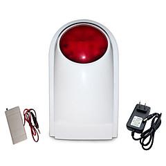 Bezprzewodowy zewnętrzny sygnalizator stroboskopowe