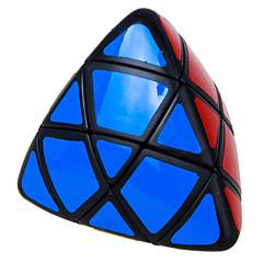 Jouets LL® Cubes magiques 3*3*3 / Pyramorphix Vitesse magic Toy Cube de vitesse lisse Magic Cube Puzzle Noir ABS