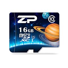 ZP 16GB UHS-I U1 / Class 10 MicroSD/MicroSDHC/MicroSDXC/TFMax Read Speed80