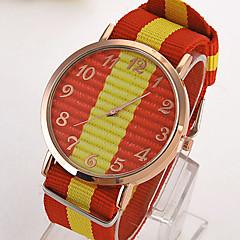 Men's Geneva Striped Watch Wrist Watch Cool Watch Unique Watch